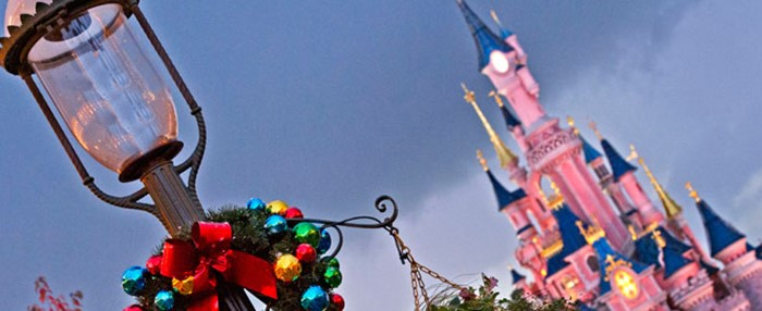 Disney's Enchanted Christmas at Disneyland® Paris